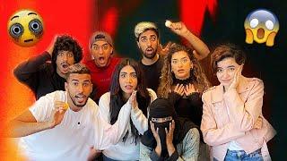 تحدي اكبر لعبة رعب مع اليوتيوبرز العرب 😨