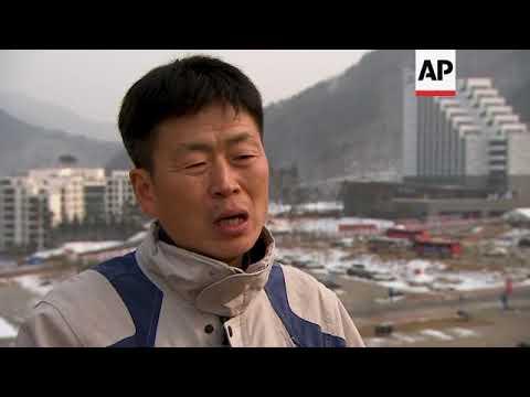 AP visits abandoned ski resort as Pyeongchang legacy comes under spotlight