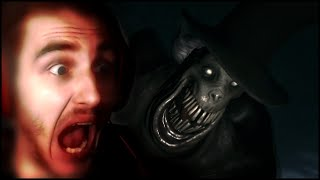 OH NO, JUMPSCARES ;-; | The Park #2
