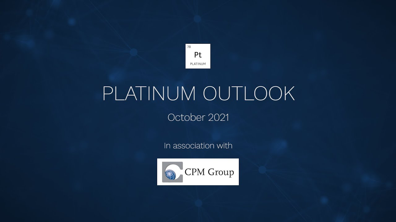 Platinum Outlook, supply surplus to flip into deficit in medium term with CPM Group