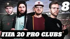 Voller Fokus auf Liga 1   FIFA 20 Pro Clubs mit Eddy, Nils, Sandro & Timo #08