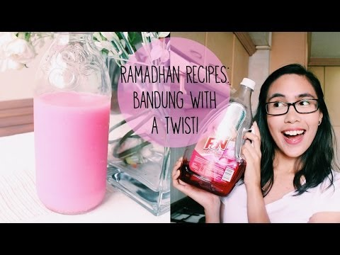Ramadhan Recipes! Ep. 2 | Bandung with a Twist! | Rustyshoes92