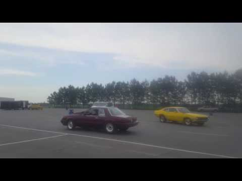 Test and Tune! At Cecil Ga. #4's first run