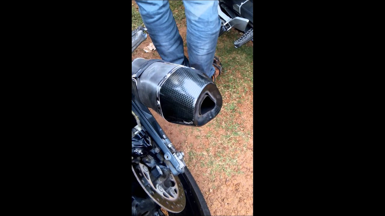 Duke 200 rev limit cut off sound
