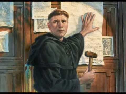 The Ballad of Martin Luther
