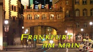 Франкфурт-на-Майне Германия. Frankfurt am Main Deutschland(, 2016-03-24T21:28:30.000Z)