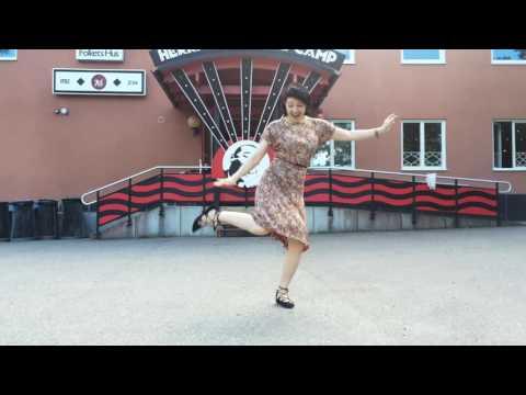Herrang 2016 Jazz Track with Sharon Davis