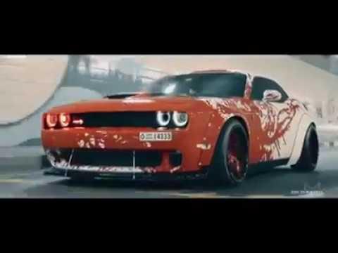 900 HP Dodge Challenger Hellcat SRT