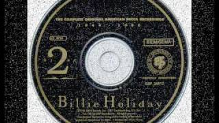 Watch Billie Holiday This Is Heaven To Me video