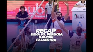 Recap Emma Villas Siena VS. Sir Safety Conad Perugia - Testmatch