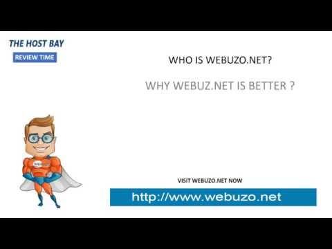 WEBUZO.NET REVIEW