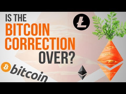 Is the Bitcoin Correction Over?