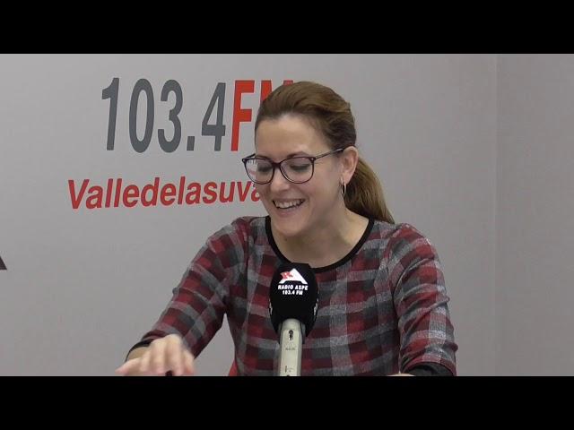Entrevista Rosa Ruiz, Presenta los actos de Navidad #Aspe 2019