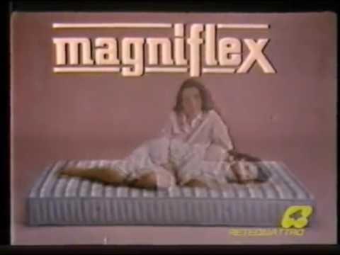 Qvc Materassi.Magniflex Spot Del Materasso Sottovuoto 1986 Youtube