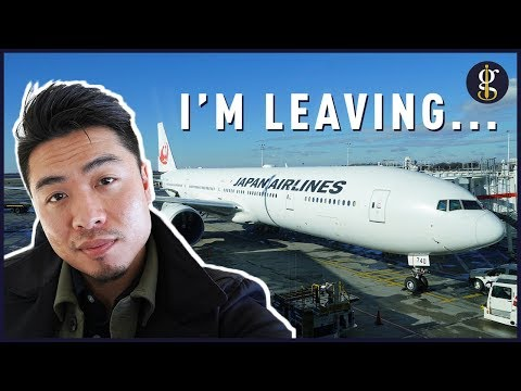 Channel Update: I'm Leaving