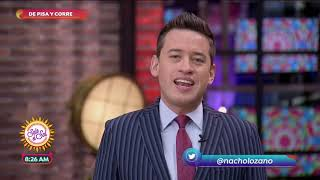 Nacho Lozano: latas de atún ¡sin atún! | Sale el Sol