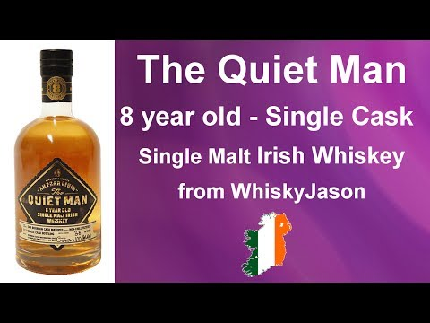 the quiet man single cask
