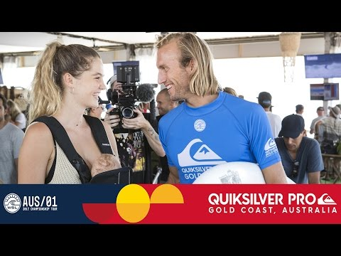 Post Show: Owen Wright's Powerful Return - Quiksilver Pro Gold Coast 2017 Recap