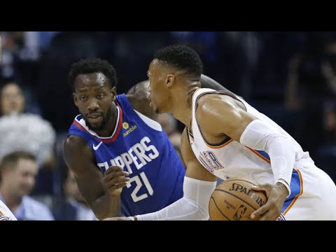 Los Angeles Clippers vs OKC Thunder Full Game Highlights   Oct 30, 2018