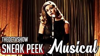 The Flash 3x17 Supergirl Musical Sneak Peek #5