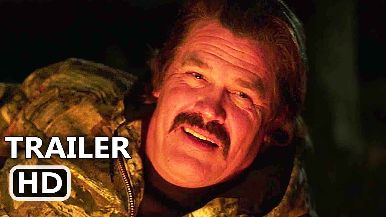 THE LEGACY OF A WHITETAIL DEER HUNTER (2018) Danny McBride, Josh Brolin Netflox Comedy HD