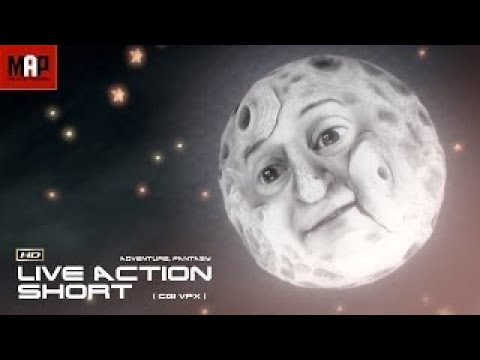 Live Action CGI VFX Animated Short CHOCOLATE DARWIN Fantastic Adventure Film by Filmakadem