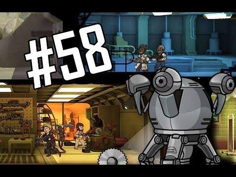 Fallout Shelter Walkthrough Part 58 - SAVING SYNTHS!!!