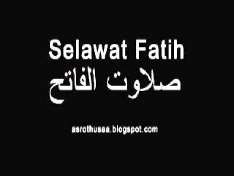 Sheikh Hakeem Tajudin Awwab At-Tijani - Selawat Fatih by Syed Hadi Tijani