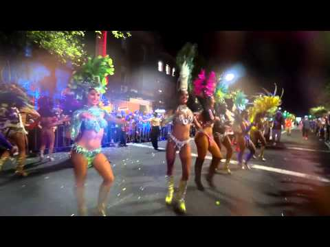 Rhythm Brazil and Paulini - Mardi Gras 2015 - Best Choreography