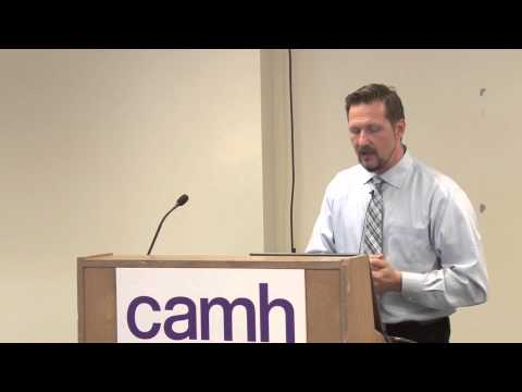 Toronto Psychologist Robert T. Muller, CAMH Lecture on Trauma Therapy