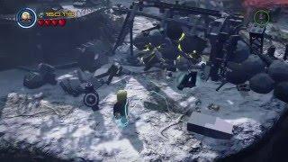Lego Marvel S Avengers Part 1 Attack On Struckers Castle Loki Arrives