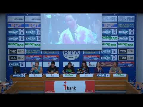 Press Conference in Bulgarian News Agency