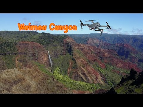 Hawaii 2017 - Waimea Canyon