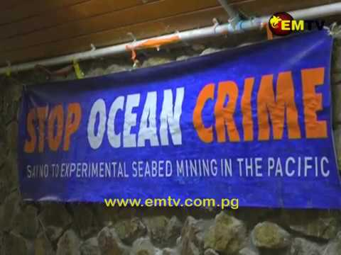 University Of Papua New Guinea Hosts Public Lecture On Seabed Mining In PNG
