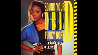 Debbie D  ‎– Sound Your Funky Horn (12