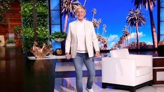 Ellen's First Monologue of Season 18