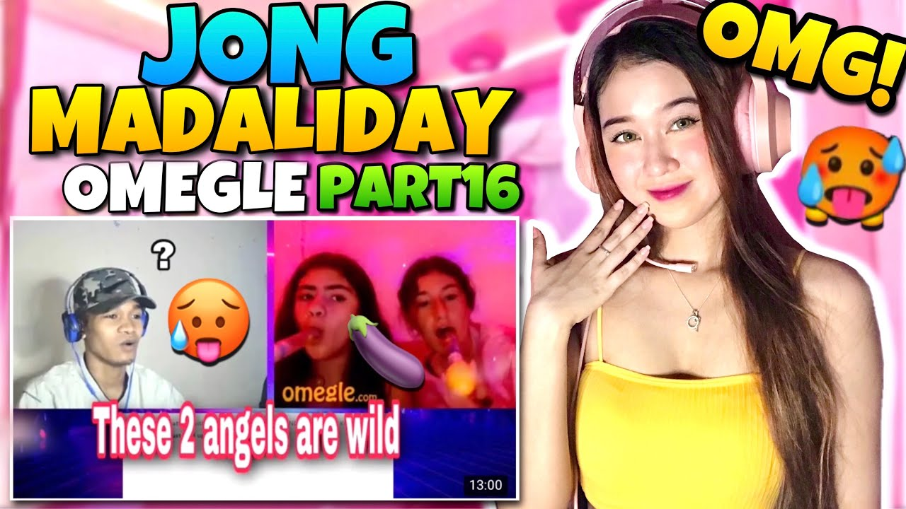 JONG MADALIDAY OMEGLE PART 16 🥵 | Singing to strangers on omegle Pt16 (REACTION VIDEO)
