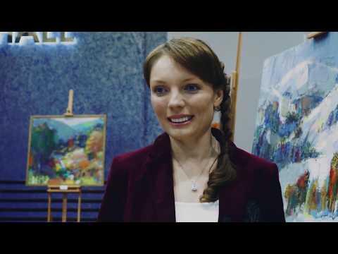 Відкриття персональної виставки Бориса Буряка
