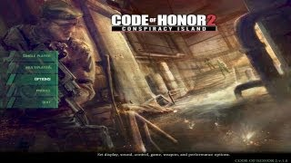 Code of Honor 2 Conspiracy Island™ gameplay HD