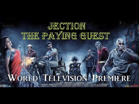 World Television Premiere | Jackson The Paying Guest | By Upcoming South Hindi Dub Movies