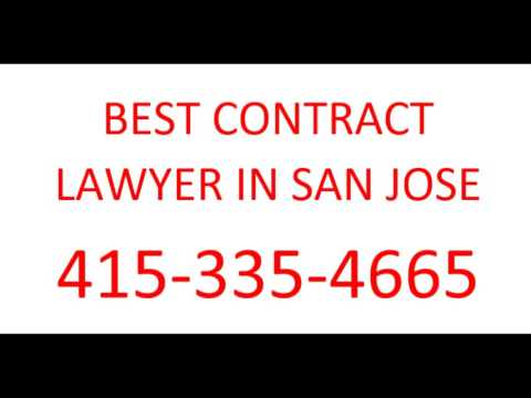 San Jose Contract Lawyer