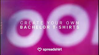 Spreadshirt - إنشاء الخاصة بك المغامرة مع تخصيص البكالوريوس تي شيرت!