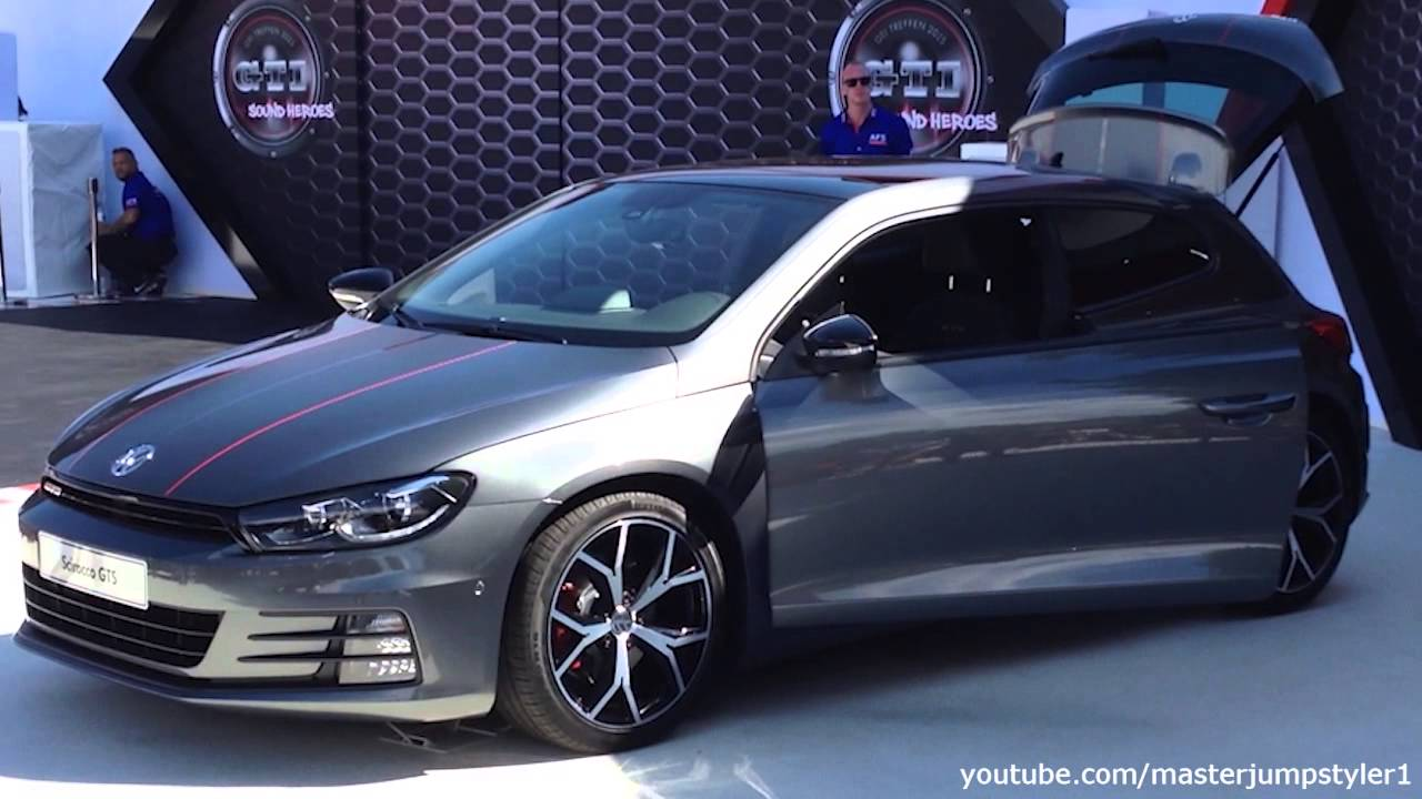 vw scirocco gts youtube. Black Bedroom Furniture Sets. Home Design Ideas