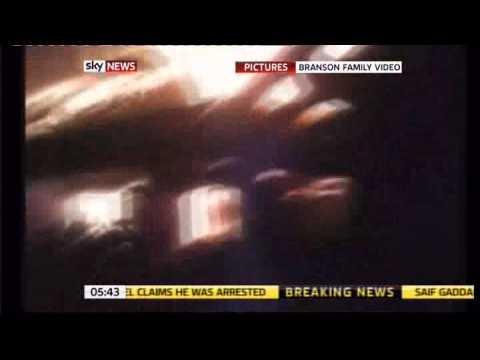 Branson Private Island Fire Kate Winslett affected
