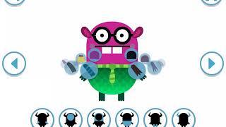 Teacuseh Plays Teach Monster Phonics Letter Sound