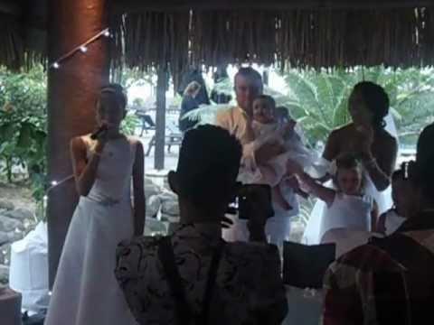 Emma And Marks Wedding Cake Cutting Song Youtube