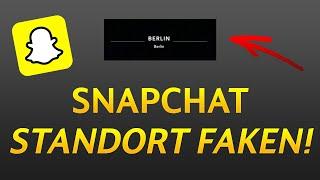 Ios standort snapchat karte faken Snapchat