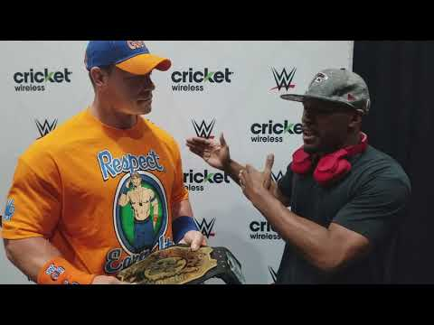 JOHN CENA On Cyber Bullying And Never Giving Up