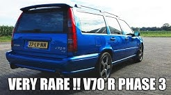 Very Rare !! 1999 Volvo V70R Phase 3 Review & TestDrive  JMSpeedshop !