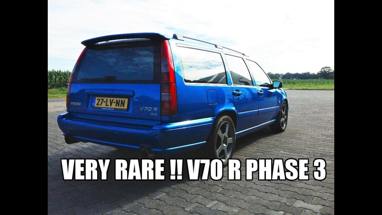 Very Rare !! 1999 Volvo V70R Phase 3 Review & TestDrive ...